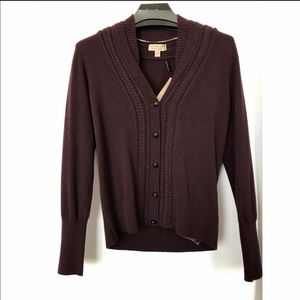 Burberry sweater brand new with tags